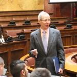 Majkl D. Kirbi, Ambasador SAD u Srbiji
