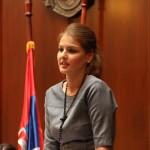 Jovana Jovanović, Narodna poslanica