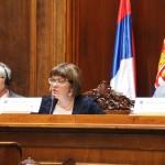 Maja Gojković, Predsednica Narodne skupttine