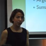 Selena Torlaković, Fakultet političkih nauka, Otvorena komunikacija