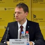 Milan Antonijević, Izvršni direktor YUCOM-a
