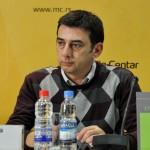 Nebojša Tasić, Načelnik Odeljenja za edukacije, kampanje i saradnju sa civilnim društvom, Sektor za poslove prevencije, Agencija za borbu protiv korupcije